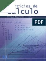 Ejercicios de cálculo. Vol. IV - Izquierdo.pdf