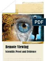 Remote viewing Scientific Proof and Evidence