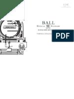 Ball Watch Catalogue 2016/2017