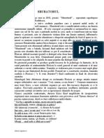 Ion Heliade Radulescu - Sburatorul (Comentariu)
