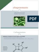 Carbapenemases
