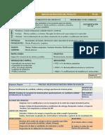 Ficha de proceso ingenieria industrial