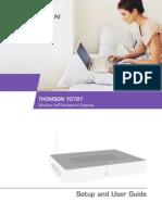 TG787 Setup User Guide En