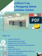 Steam Sterilization, Backbone in Infection Control-translate.ppt