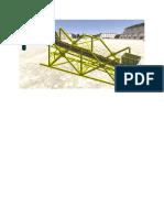 A Belt Conveyor Transport 18 Tonnes 2