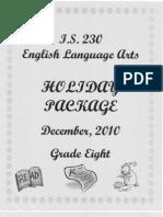 Winter Package 2010-2011 ELA B&W