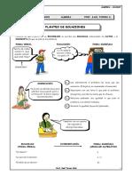 Guía 4 - Planteo de Ecuaciones