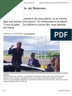 Texto Mauro Iasi - Bolsonaro