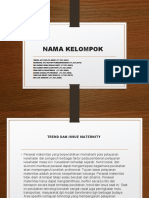 ppt trend dan issue maternity