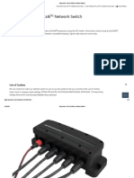 Raymarine HS5 SeaTalkhs Network Switch datasheet.pdf