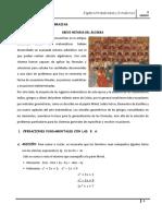 MODULO#1-ALGEBRA-PROBABILIDAD Y ESTADÍSTICA