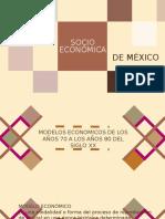 ESTRUCTURA SOCIOECONOMICA DE MEXICO UNIDADES II Y III