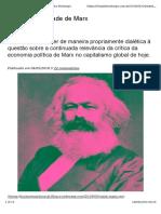 Texto Slavoj Zizek - Karl Marx