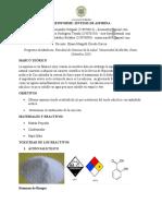 preinforme sintesis aspirina