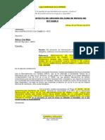 INFORME DE PROYECTO NO UBICADO EN ZONA DE RIESGO NO MITIGABLE.._