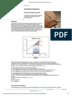 Derivation of the Kinematics Equation.pdf