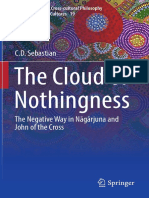 (Sophia Studies in Cross-cultural Philosophy of Traditions and Cultures 19) C. D. Sebastian (auth.) - The Cloud of Nothingness_ The Negative Way in Nagarjuna and John of the Cross-Springer India (2016.pdf