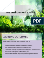 TOPIC 10 - The Environment and Us.pptx