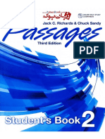 Passages 2 Student's Book Only 25pgs