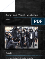 Gang and Youth Violence.pptx
