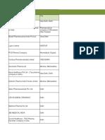 Copy of PHARMA & DOOCTOR'S LIST.xlsx