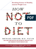 Michael Greger, M.D., FACLM - How Not to Diet (2019).epub