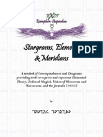 Stargrams, Elements and Meridians