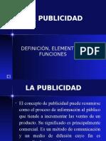 Presentación Publicidad
