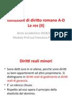 A-D 2. I diritti reali minori.pptx