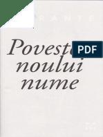 Povestea noului nume - Elena Ferrante .pdf
