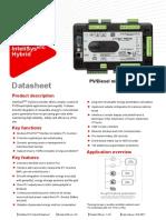 InteliSys-NTC Hybrid_Datasheet