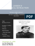 GERPH-18-TF_Lesson II The Rizal Retraction
