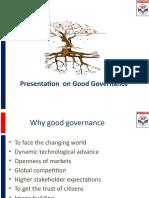 Good Governance