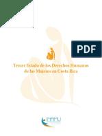 Tercer Estado de los Derechos Humanos de las Mujeres en Costa Rica (2019)
