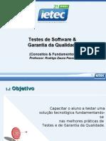 Teste de Software e Qualidade