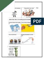 Summary of case study MOPP SEVEN SURPRISES