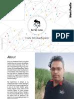 Work Portfolio 2018 | Ravi Teja Chillara