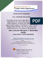 Volume 1 Main Report  karad pkg-II_revised_Mumbai.pdf