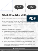 what-how-why-method