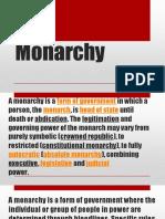 MONARCHY - GOOD REMEDY.pptx