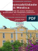 Responsabilidade Civil Medica 2018