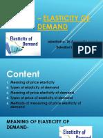 Topic – ELASTICITY OF DEMAND.pdf