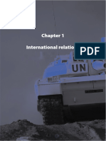 Chapter 1 - International Relations