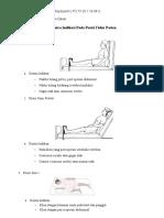 Kontra Indikasi Pada Posisi Tidur Pasien ( Ajeng Citra Septiyantri, I Regular B )-dikonversi.docx