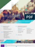VMware Master Services Competency Program Guide EN