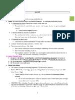 Business Associations Outline - Wagner