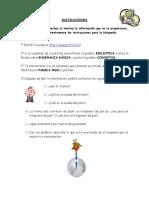 INSTRUCCIONES uso pagina web