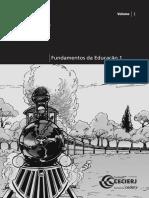 Fundamentos da Educação 1 Vol1.pdf
