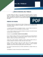 (09) Derecho Individual del Trabajo