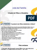 Gerando adultos vencedores - Pr. Márcio Freire.ppt